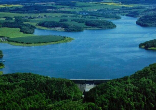 Die Talsperre Pöhl wird auch das Vogtländische Meer genannt. Viele Interessen wollen dort unter einen Hut gebracht werden.