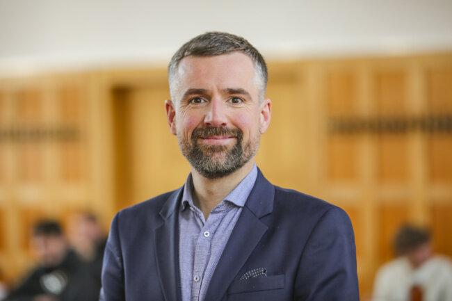 Bertolt Meyer, Professor für Organisations- und Wirtschaftspsychologie