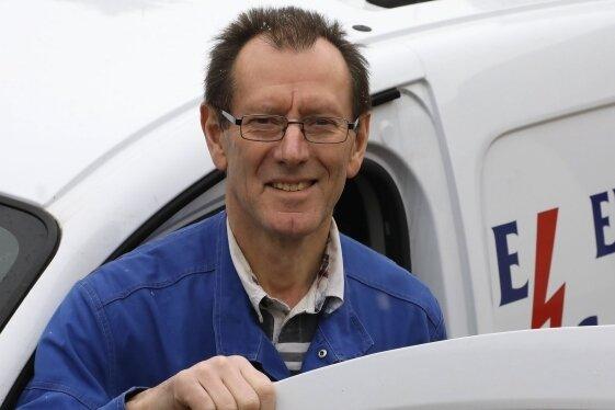Christian Grimm ist Mitglied im Seniorenbeirat.