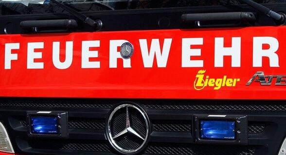 Auerbach: Feuerwehreinsatz wegen Lichterbogen
