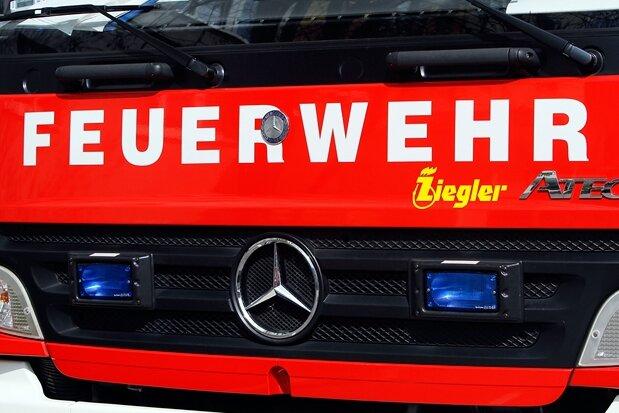 Explosionsgefahr bei Stahlbaufirma in Plauen