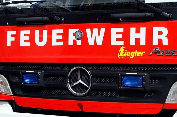 Feuerwehr: Kameraden rücken während Festveranstaltung zu Einsatz aus
