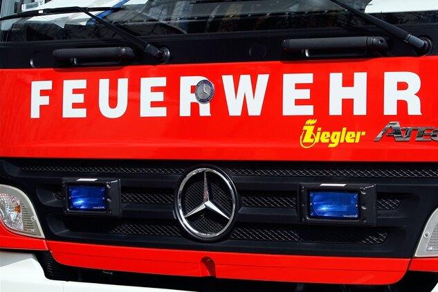 Senior nach Wohnungsbrand in Zwickau gestorben