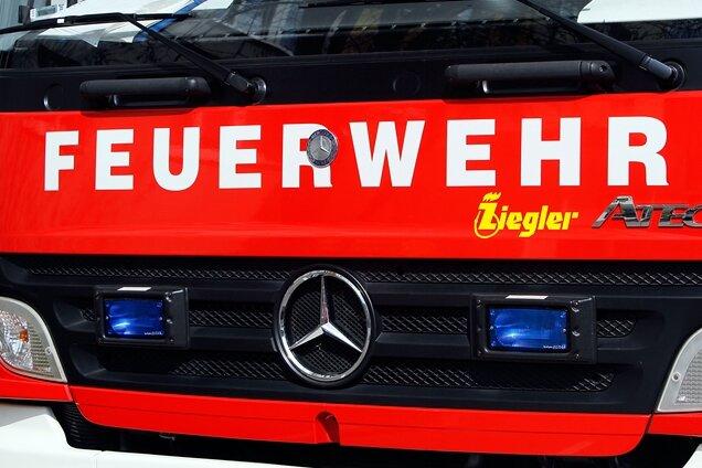 Unbekannte verüben Brandstiftung an Wohnhaus in Plauen