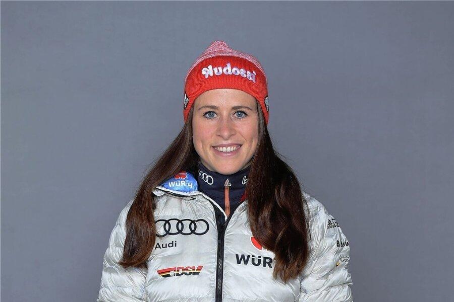 Langläuferin vom WSC Oberwiesenthal