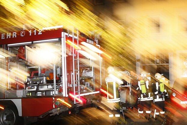 Hoher Sachschaden nach Brand in Biogasanlage
