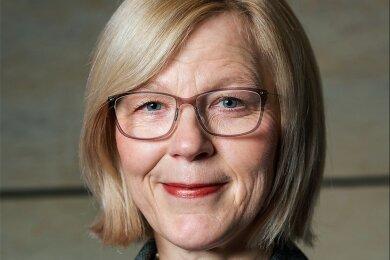Regina Kraushaar - Staatssekretärin