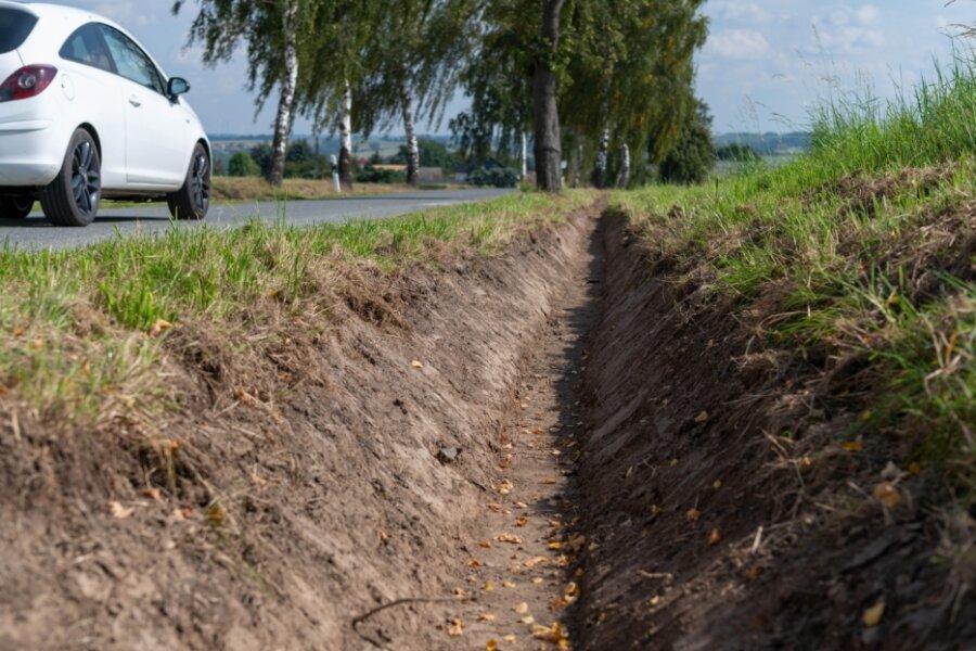 Corba: Graben ist wieder frei