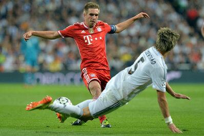FC Bayern eiskalt ausgekontert - Triple-Traum droht zu platzen