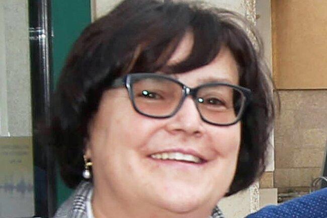 Colorido-Vereinschefin Doritta Korte.