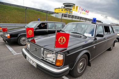 Ein Volvo 264 Top Executive....