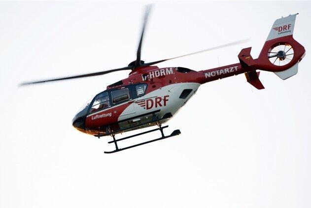 Radfahrer bei Unfall in Schwarzenberg schwer verletzt