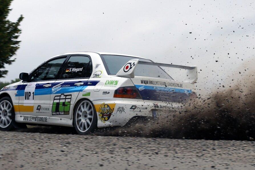 Rallye Grünhain bietet hochkarätiges Starterfeld auf