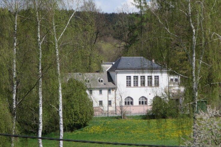 Eines der Gasthäuser, dessen Geschichte Werner Pöllmann im neuen Buch vorstellt, ist der Steinknock in Markneukirchen.