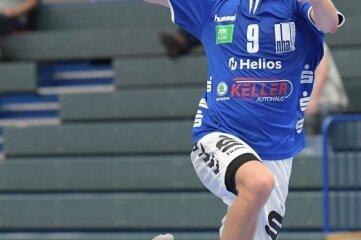 Pascal Ebert verstärkt diese Saison das Juniorteam.