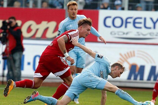 Chemnitz und Kiel trennen sich 0:0