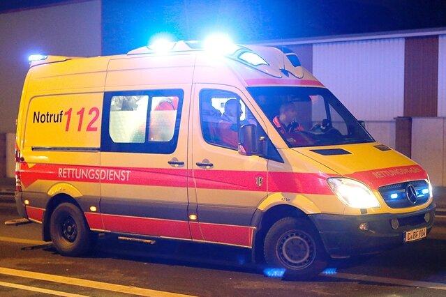 Burgstädt: Mann erliegt schweren Verletzungen - Polizei ermittelt gegen Lebensgefährtin