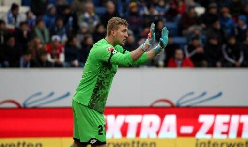 Zentner könnte das Mainzer Tor gegen Bremen hüten