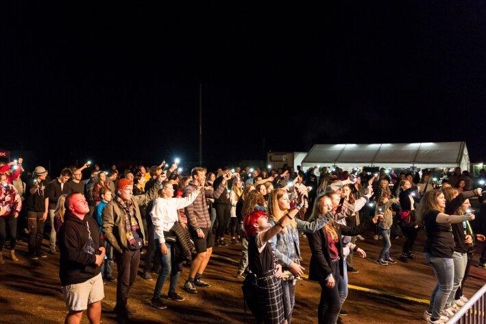 300 Besucher bei XXL-Konzert