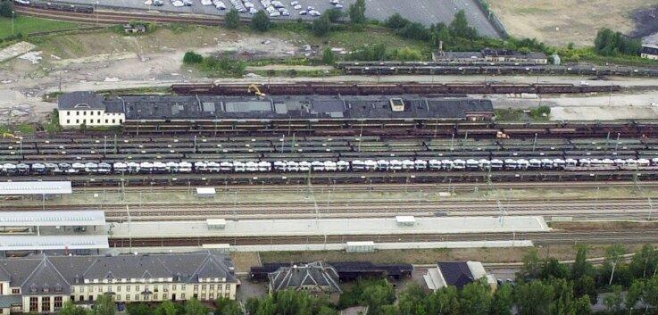 """<p class=""""artikelinhalt"""">Aus dem Güterbahnhof wird der Umschlagplatz.</p>"""