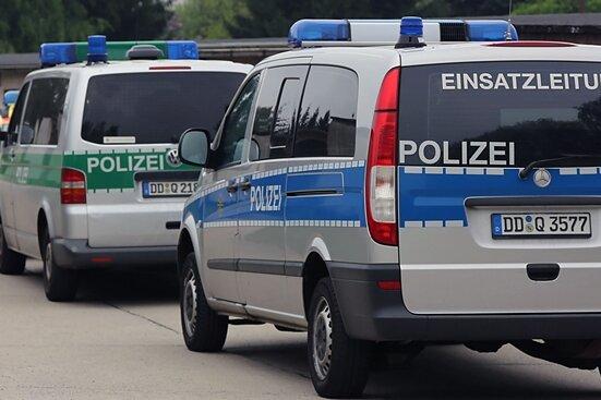 28-Jähriger greift Polizisten in Chemnitz an