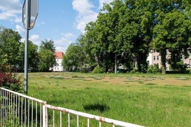 Seit dem Abriss des List-Gebäudes im Sommer 2018 an der Seminarstraße ist die Fläche ungenutzt.