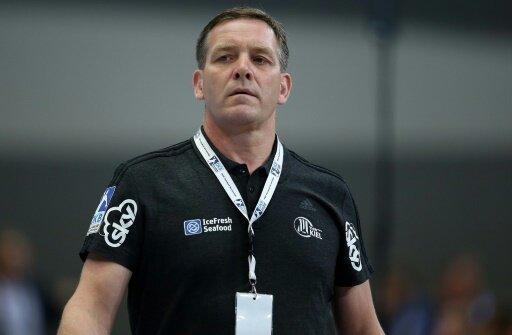 Trainer Gislason konnte die Niederlage nicht verhindern