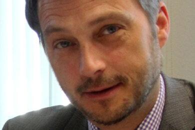Thomas Kunzmann - Kandidat zur Bürgermeisterwahl in Lauter-Bernsbach