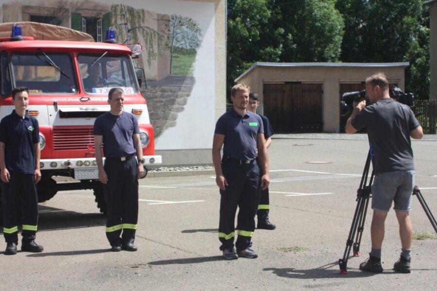 MDR sucht die fitteste Feuerwehr