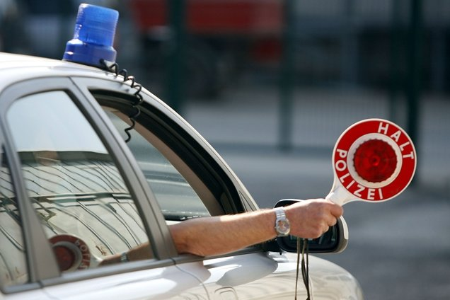 Verfolgungsfahrt: Audi-Fahrer rast mit 150 km/h durch Plauen