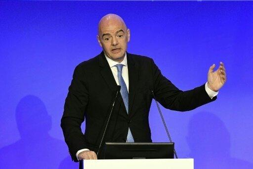 FIFA-Präsident Infantino setzt sich für den Deal ein