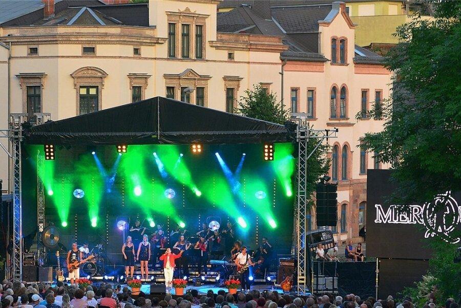 Im Juni 2019 erzielte das Konzert Klanglichtzauber einen neuen Besucherrekord: 1100 Gäste erlebten auf dem Technikumplatz das Eröffnungskonzert des Mittelsächsischen Kultursommers.