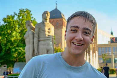 Oliver Sachsze - Landesschülerrat