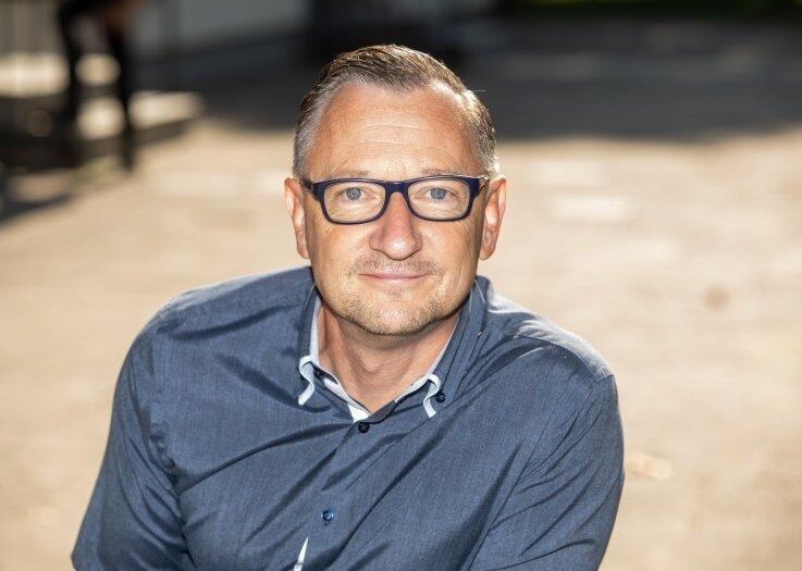 Jan Martin ist Chef des Montessori-Schulvereins.