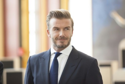 David Beckham hat den Namen seines MLS-Teams enthüllt