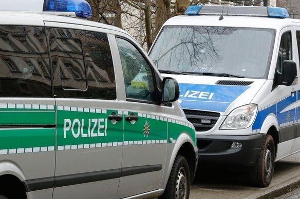 Chemnitz: Polizei stellt mutmaßlichen Einbrecher