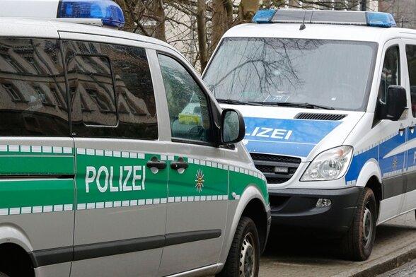 Auseinandersetzung am Rosenhof in Chemnitz