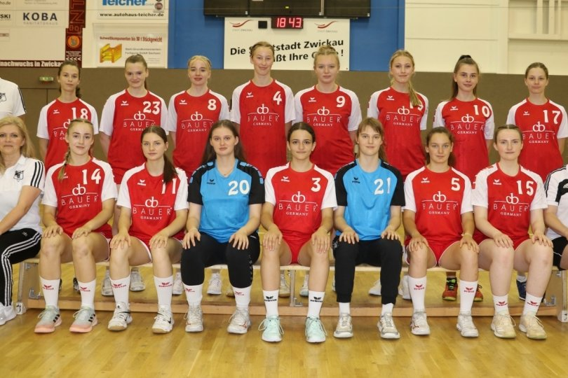 Zwickauer Handball-Mädels stehen vor doppelter Premiere