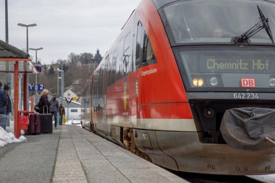 Fahrpläne bei Bahn ändern sich