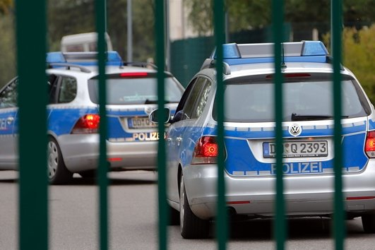 Mann droht in Zwickau mit einem Messer: Tatverdächtiger in Psychiatrie