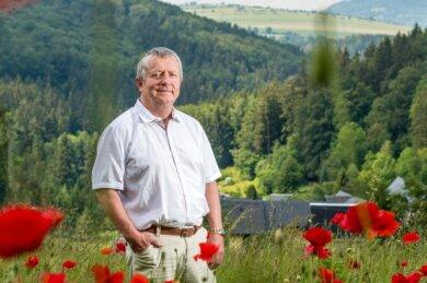 Jörg Stephan (CDU), Bürgermeister von Großrückerswalde
