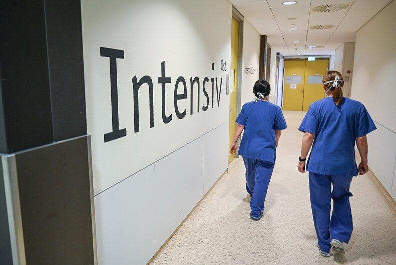 Dritte Corona-Welle: Was wir über die Covid-Patienten auf Sachsens Intensivstationen wissen