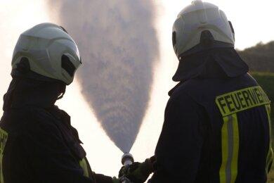 Feuerwehrleute sind engagierte Helfer in vielen Notsituationen.
