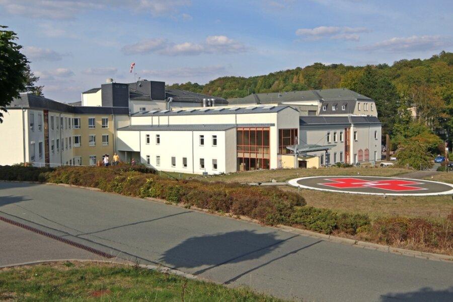 Die Kinder-und Jugendmedizin ist eine von zehn Einheiten an der DRK-Klinik Lichtenstein. Gegenwärtig gibt es Pläne und Überlegungen, diese zu schließen