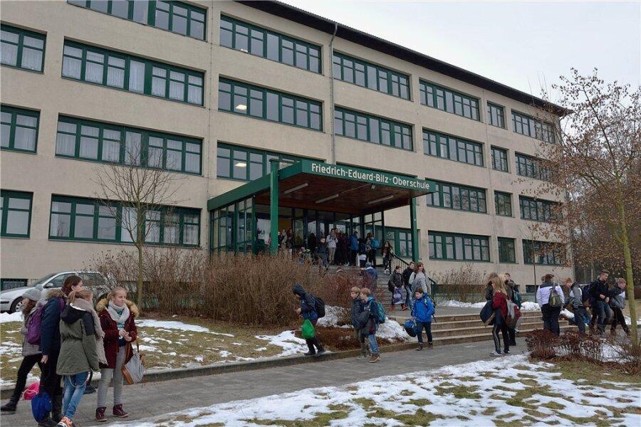 Oberschule Penig wegen Corona geschlossen