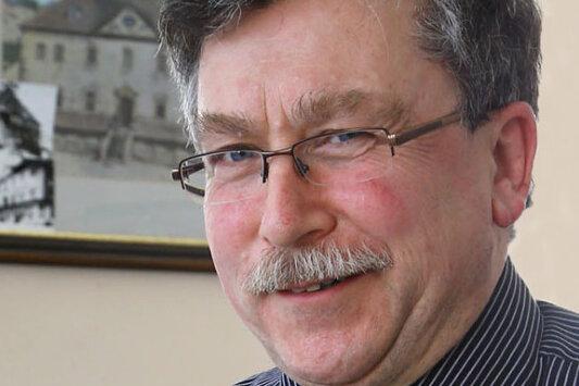 Ulrich Weber - Bauamtsleiter
