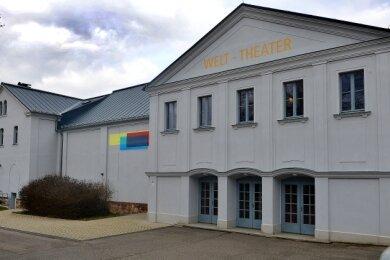 """Das heute als Kino """"Welt-Theater"""" in Frankenberg bekannte Haus gibt es seit 1937 an dieser Stelle. Die Anfänge reichen bis ins Jahr 1908 zurück."""