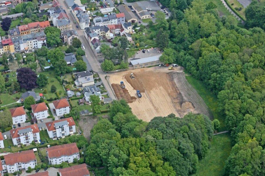 Auf Sportplatz entsteht neues Wohngebiet
