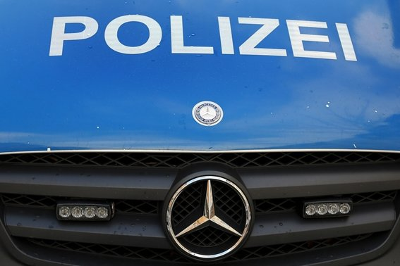 Frankenberg: Polizist gibt nach Bedrohung Warnschuss ab