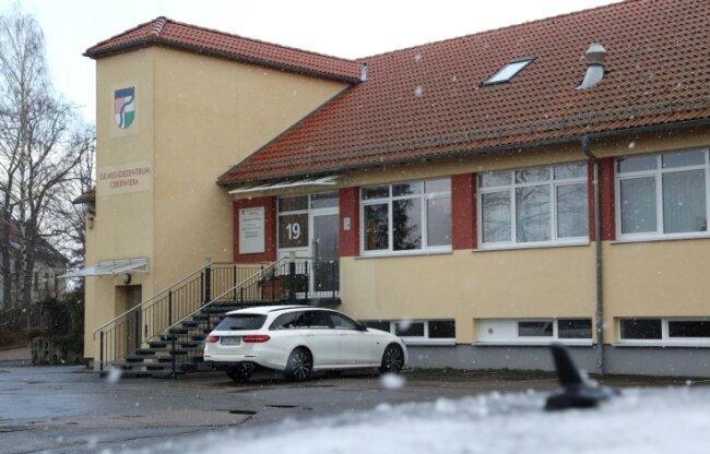 Der Speiseraum im Verwaltungszentrum in Oberwiera könnte ein Testzentrum werden.